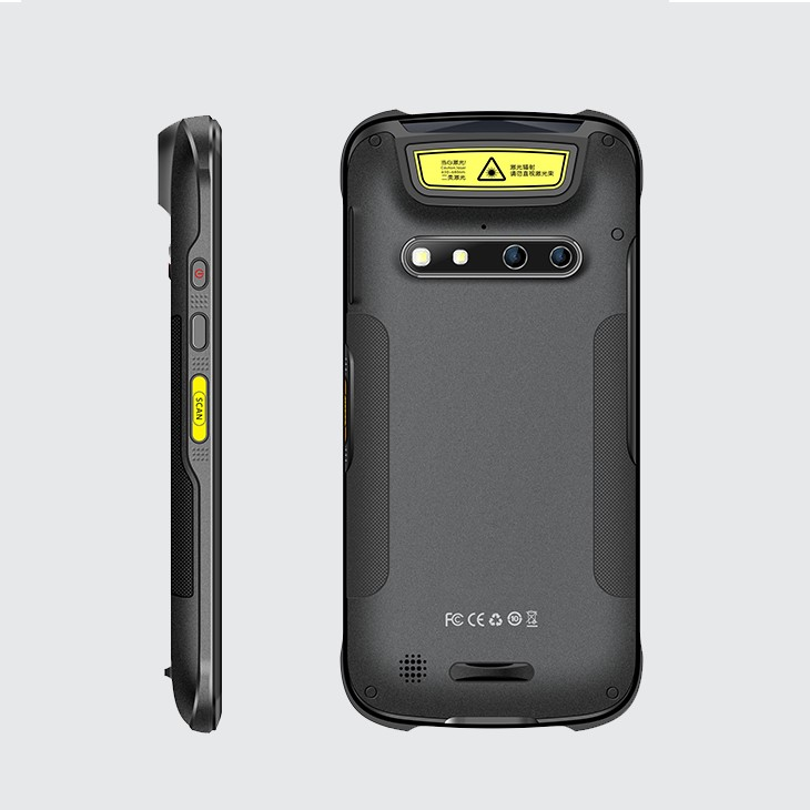 PDA502 rugged 4G industrial android handheld PDA 1